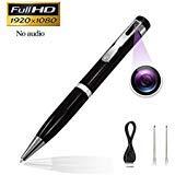 HD 1080P Mini Hidden Camera Pen,Spy Camera,Video Recording,Support Loop Recording,Security for Home
