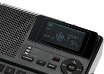 Sangean CL-100 Table-Top Weather Hazard Alert with AM/FM-RBDS Alarm Clock Radio