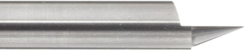 variant image of LMT Onsrud 37-01 Solid Carbide Engraving Tool, Uncoated (Bright) Finish, 1 Flute, 0.005