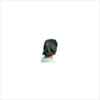 Radnor 24'' Brown Polyester Hairnet (100 Per Bag)