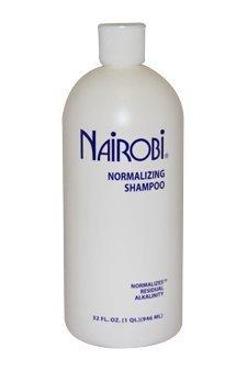 Nairobi Normalizing Shampoo Unisex, 32 Ounce (Nairobi Hair Shampoo)