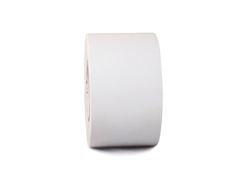 "T.R.U. EL-766AW White General Purpose Electrical Tape 2"" (W) x 66' (L) UL/CSA listed core. Utility Vinyl Synthetic Rubber Electrical Tape from GGR Supplies"