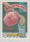 Brainless Bryan (one star back) (Trading Card) 1987 Topps Garbage Pail Kids Series 7 - [Base] #262a.1 by Topps...