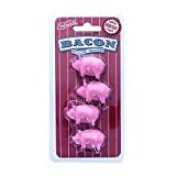 Paladone The Emporium Bacon Scented Erasers (Set of 4)