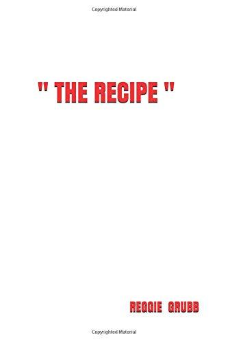Pdf Self-Help ' THE RECIPE'