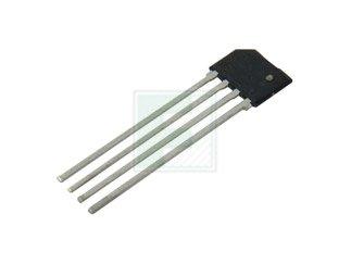 MELEXIS MLX90215LVA-AAA-111-BU MLX90215 Series 4.5 to 5.5 V 2mA PCB Mount Linear Hall Effect Sensor BAG SIP-4-5 item s