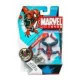 Marvel Universe Series 1 #32 Spider Man 3 3/4 Action Figure