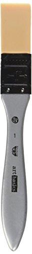 "Prima Marketing 963897 Finnabair Art Basics Mixed Media Silicone Brush, 1"", Grey from Prima Marketing"