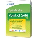 Quickbooks Point Of Sale Pro V10 with 4PC Peripheral Hardware