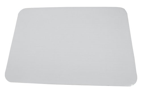Southern Champion Tray 1150 Corrugated Greaseproof Double Wall Cake Pad, Quarter Sheet, 14
