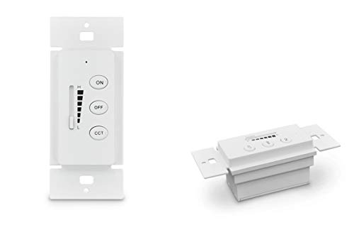 Controller Commercial Remote - ASD Wall-Type Remote Controller for Color Changing Adjustable Panel Commercial Grade