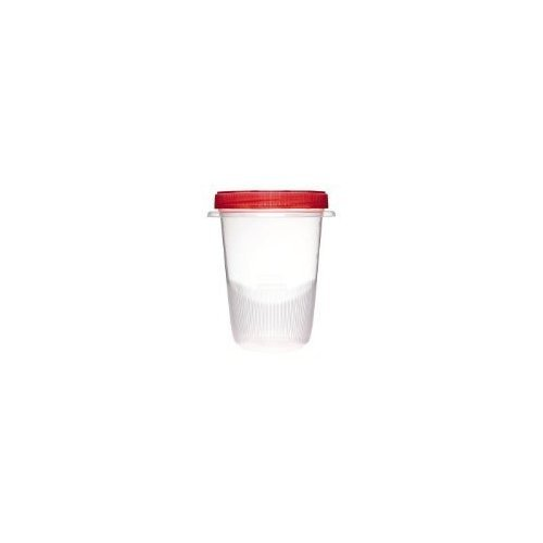 Rubbermaid TakeAlongs 4 Cup Twist & Seal Food Storage Contai