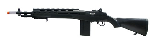 BBTAC-Airsoft-Sniper-Rifle-M14-Airsoft-Gun-BT-M1602-Spring-Operated-with-Red-Dot-Scope-and-Flashlight