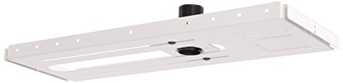 Peerless CMJ500R1 Lightweight Suspended Ceiling Kit -White Drop Ceiling Mounting Plate