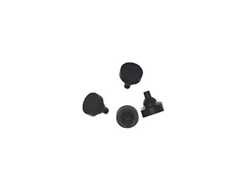 (Twin Eagles BBQ Grill 4 Piece Rubber Bumper Pads for BBQ Grill Hood BCPS14128 OEM)