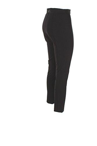 Pantalone Donna Pinko 44 Nero Alfa Autunno Inverno 2017/18