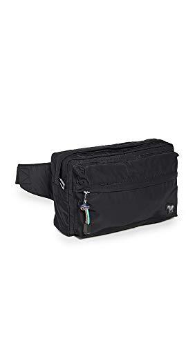 PS Paul Smith Men's Zebra Waistbag, Black, One Size