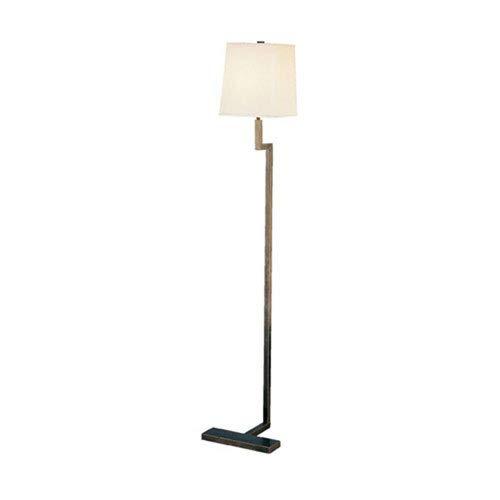 - Mill & Mason Adams Deep Patina Bronze One-Light Floor Lamp