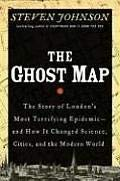 Paperback The Ghost Map. Book
