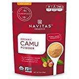 Navitas Organics Camu Camu Powder, 3 oz. Bag - Organic, Non-GMO, Gluten-Free