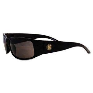Jackson 3016313 Smith & Wesson Elite Safety Glasses Black Frame Smoke Lens Anti Fog