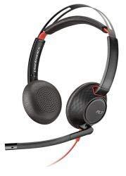 - Plantronics Blackwire C5220 Headset 207576-01