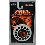 T-Rex Back To The Cretaceous View-Master 3 reel Set - 21 3d Images
