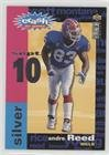 Andre Reed (Football Card) 1995 Upper Deck Collector's Choice - You Crash the Game Redemptions - Silver #C24.1 ()
