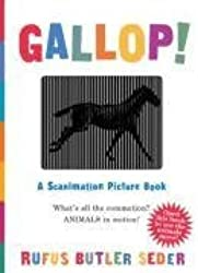 GALLOP ! SCANIMATION PICTURE BOOK