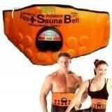 Sauna Abslimming 3 In 1 Magnetic Vibration Plus Sauna Slimming Belt