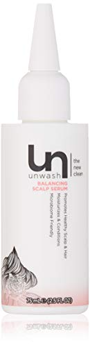 (Unwash Balancing Scalp Treatment Serum: Scalp Moisturizer to Boost Hair Growth and Shine - 2.5 Fl Oz)