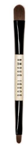 Bobbi Brown Mini, dual-ended Long-Wear Cream Shadow/Ultra-Fine Eyeliner Brush ()