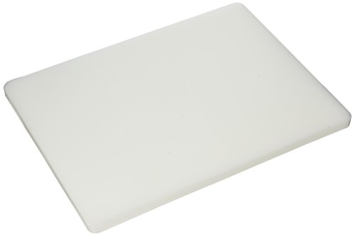 Uniware Heavy Duty Cutting Board, 11.8 x 15.7 x 0.6 Inches, Large, Heavy (White)