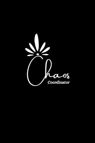 Chaos-Coordinator-Funny-Mom-Journal-Notebook-Paperback–9-Nov-2020