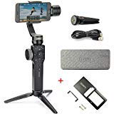 Zhiyun Smooth 4 3 Axis Handheld Gimbal Stabilizer for Smartphone Like iPhone X 8 7 6 Plus Samsung Galaxy S9 S8