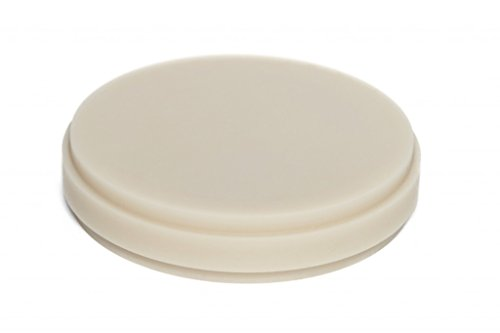 IDODENTINE - PMMA 98.5mm/16mm/A1 Mono-Layer Blank (Puck -Disc) for Regular/Wieland/Opend Mfg #4252/A1 123240 DENMED Wholesale