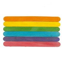Colored Jumbo Craft Sticks-Bag of 1500 by WWD   B013AL015Y