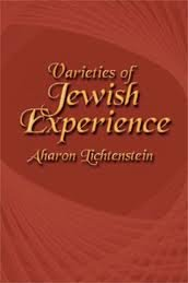 Varieties of Jewish Experience pdf epub