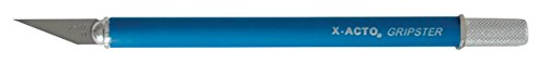 X-ACTO Gripster with Cap Blue