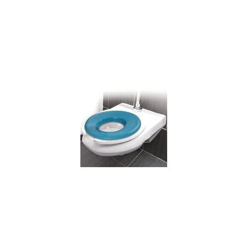 Alimed Special Tomato Portable Potty Seat Round (Chocolate) 85%OFF