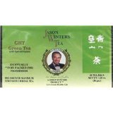 Green Herbal Tea Jason Winters/Tri-Sun Int. 30 Tea Bag