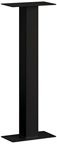 Salsbury Industries 4765BLK Post Bolt Mounted Mail House, Black by Salsbury Industries (Image #3)