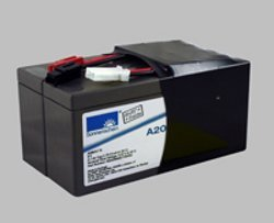 (Replacement For MEDEX 2000 INFUSION CONTROLLER Battery)