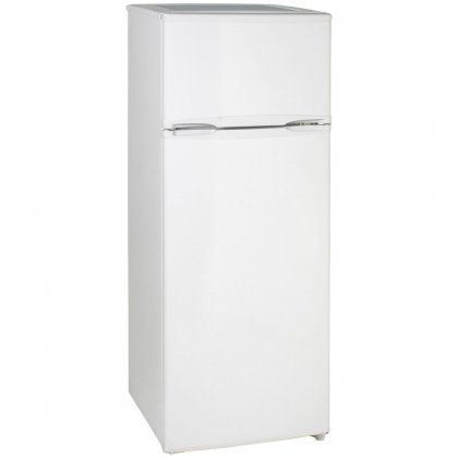 Avanti RA7306WT 2-Door Apartment Size Refrigerator, White