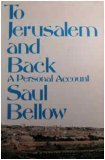 To Jerusalem and Back, Saul Bellow, 0670717290