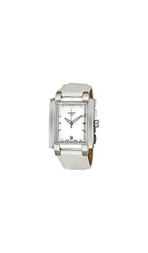 Tissot Women's T061.310.16.031.00 White Dial T Trend Watch