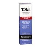 Neutrogena T-sal Therapeutic Shampoo - 4.5 Oz (Pack of 5)...