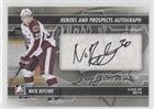 Nick Ritchie (Hockey Card) 2013-14 In the Game Heroes and Prospects - Autograph #A-NRI