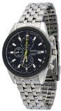 Seiko Tachymeter Watch (Seiko Chronograph Men's Quartz Watch SNDF09)