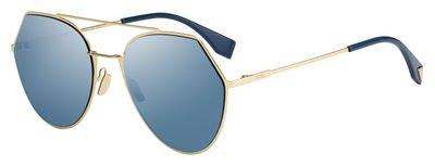 fendi-womens-aviator-sunglasses-rose-gold-blue-one-size